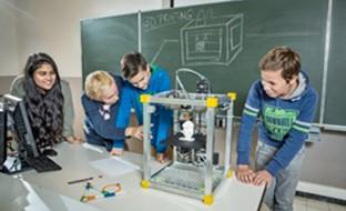 3D print onderwijs