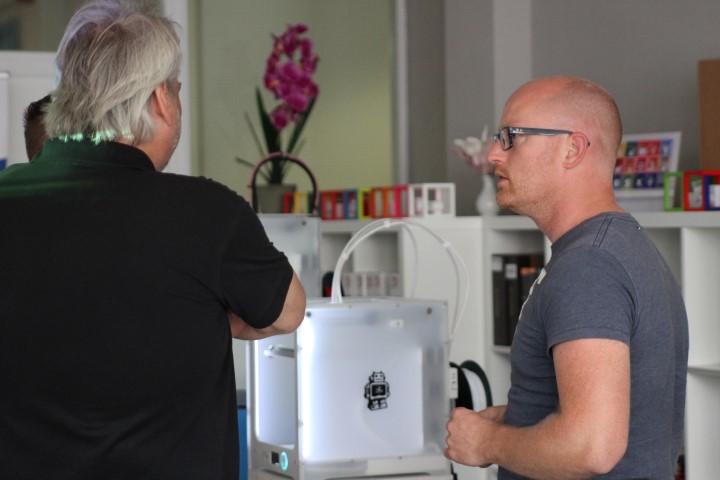 Limburgse bedrijven ontdekken commerciële  kansen van 3D printen