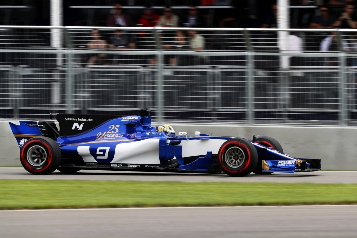 Additive Industries wordt technologiepartner Sauber F1 Team