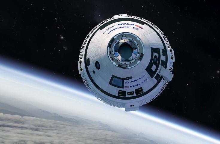BlueTea VR-technologie helpt Boeing astronauten veilig de ruimte in