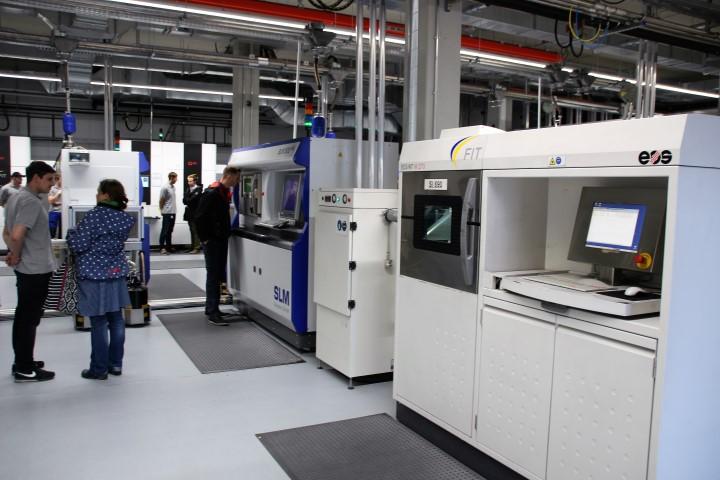 Verkopen 3D metaalprinters groeien tegen de trend in