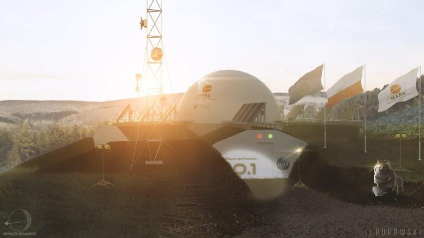 VShaper 3D printer krijgt plek bij MARS experiment