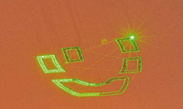 Fraunhofer ILT 3D print puur koper met groene laser