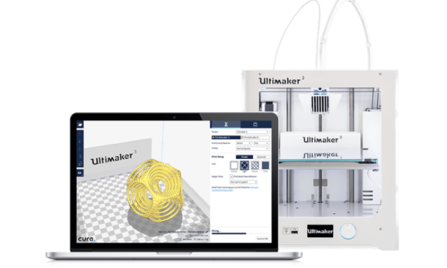 Naadloze integratie Solidworks en Siemens NX in Ultimaker Cura