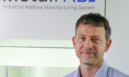 Mark Beard versterkt team Additive Industries