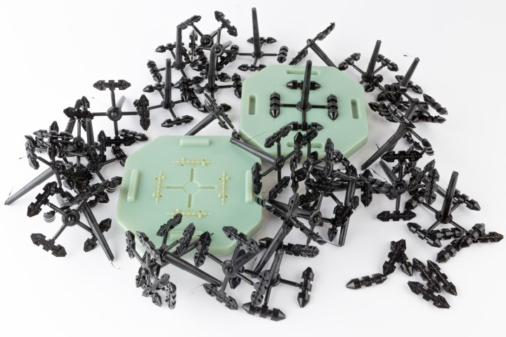 Photo of 3D geprinte matrijs van P3D: brug tussen proto en product