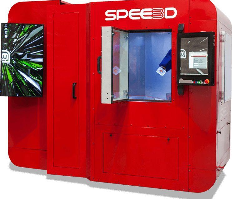Spee3d belooft supersonisch 3D metaalprinten