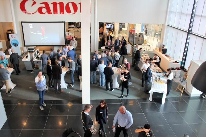 Wilco Verheij (Canon) 3D gaat over digitalisering in de maakindustrie