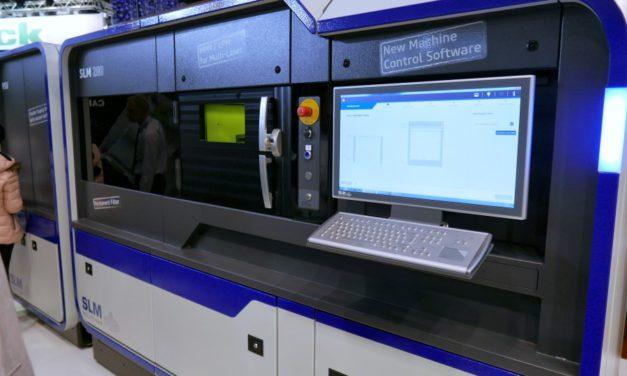 SLM Solutions: minder machines, méér multi-laser systemen verkocht
