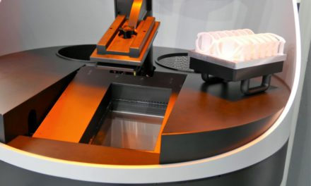 DWS XCell 6000HD automatiseert workflow SLA printen