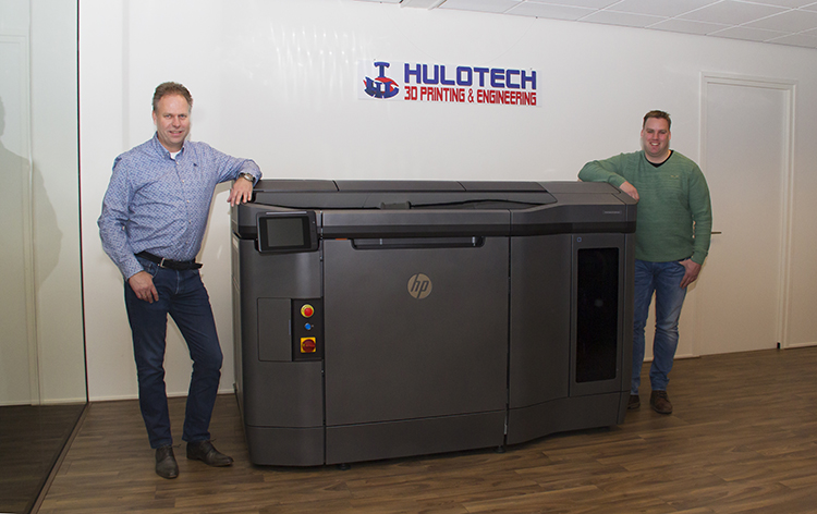 Photo of Hulotech in Stadskanaal investeert in HP MJF printtechnologie