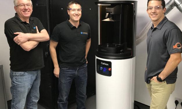 Paragon eerste UK productiecentrum met Carbon CLIP technologie