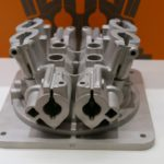 3D metaalprinten is een technologie die past in de machinefabriek