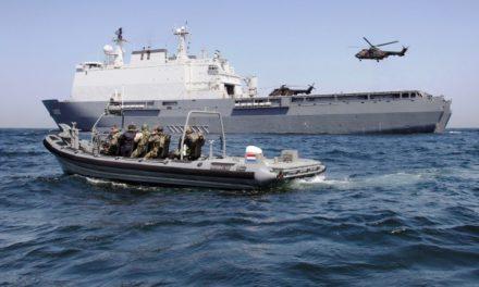 Marine wil 3D printers in standaard uitrusting aan boord