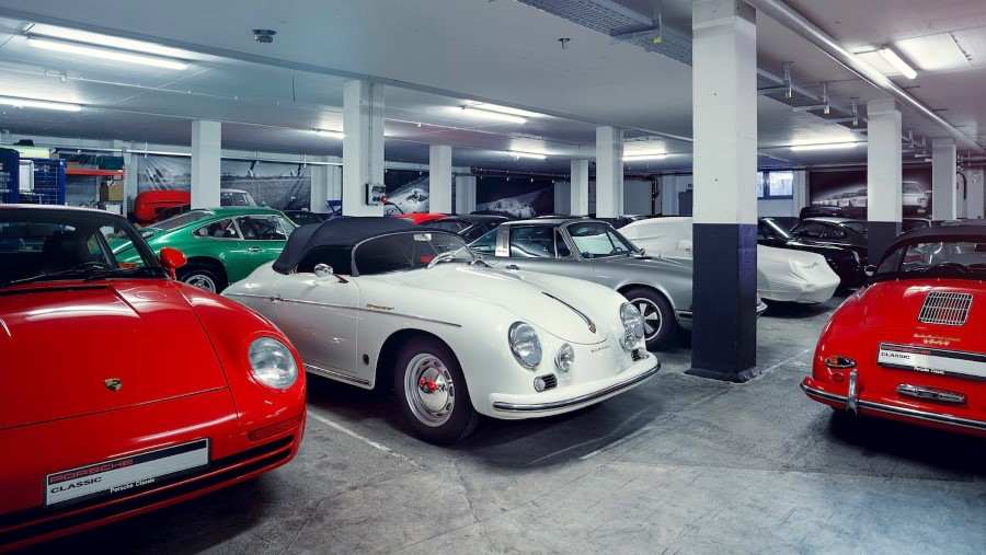 Photo of Porsche Classic: on demand 3D printen vervangt voorraad