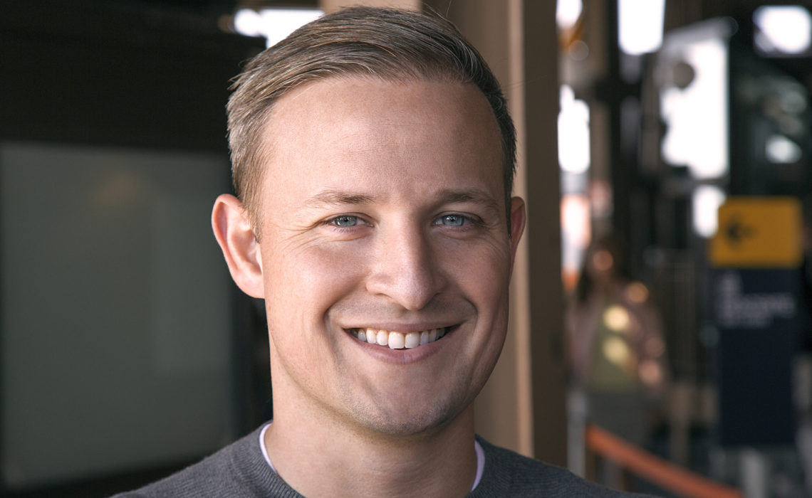 Photo of Greg Kress nieuwe CEO Shapeways