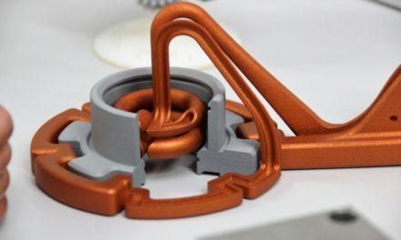 Protiq 3D print koperen inductoren voor spuitgietindustrie