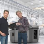 RP2Industrial start serieproductie op HP MJF 3D printer