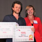 10XL wint RapidPro Start-up Award