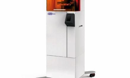 3D Systems presenteert NextDent 5100 3D printer met nieuwe harsen