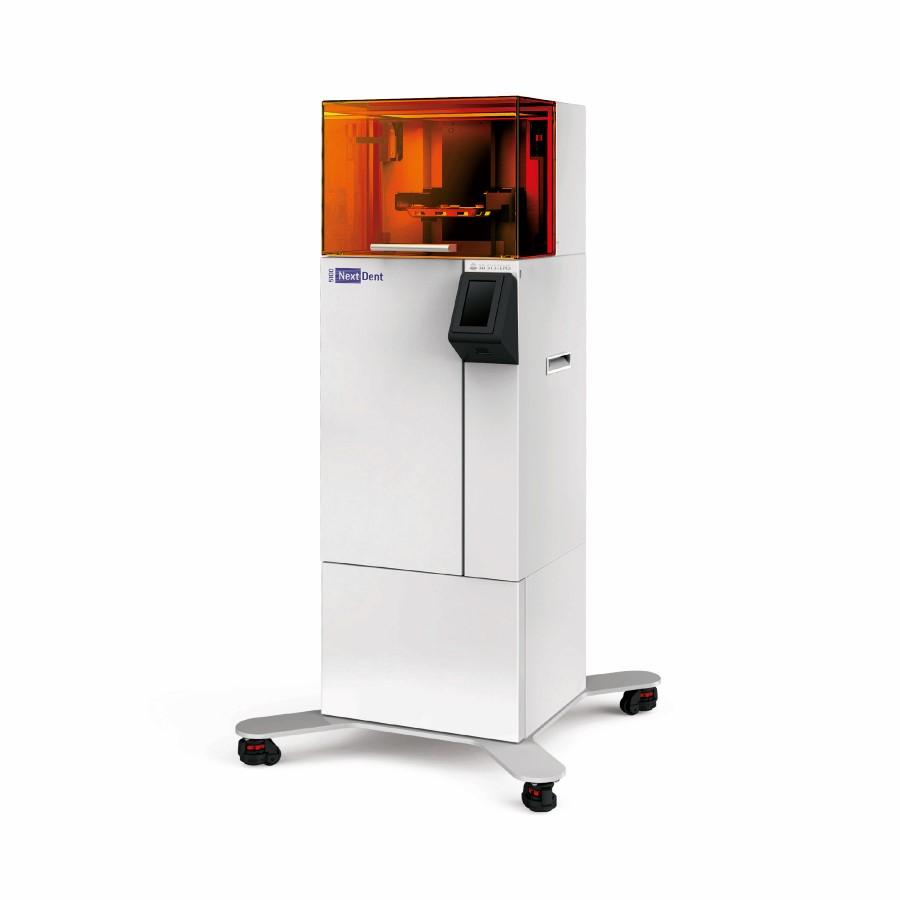 Photo of 3D Systems presenteert NextDent 5100 3D printer met nieuwe harsen