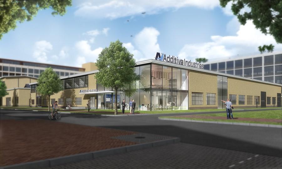 Additive Industries verhuist naar nieuwe fabriek