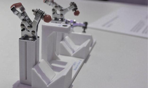 RapidPro 2018: de beurs van de industriële 3D print toepassingen