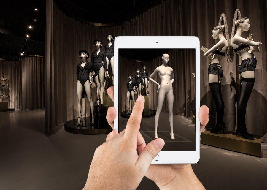 Hans Boodt Mannequins brengt etalagepoppen tot leven met  Augmented Reality