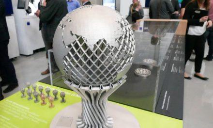 Trumpf toont industrierijp maken van 3D metaalprinten