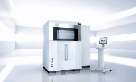 EOS ontwikkelt ALM HT-23: carbonfiber versterkt polymeer