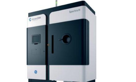 Arcam ontwikkelt nieuwe industriële EBM metaalprinter