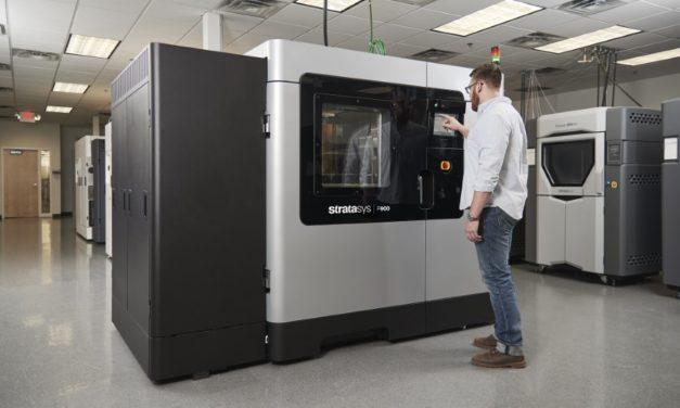 Stratasys F900 Production: eindelijk een 3D printer voor de fabriek?