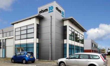 Atum3D betrekt nieuwe huisvesting