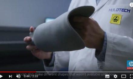 Video 3D geprinte prothese koker Hulotech gaat de wereld rond
