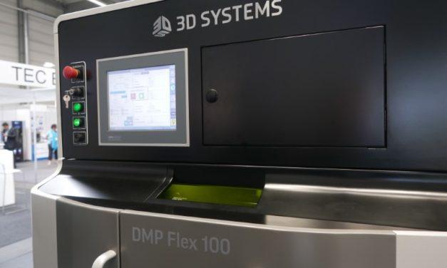 3D Systems lanceert instap en dental 3D metaalprinter