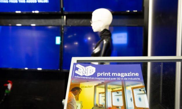 Flam3D en 3D Print magazine gaan samenwerken
