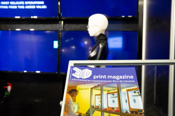 Photo of Flam3D en 3D Print magazine gaan samenwerken