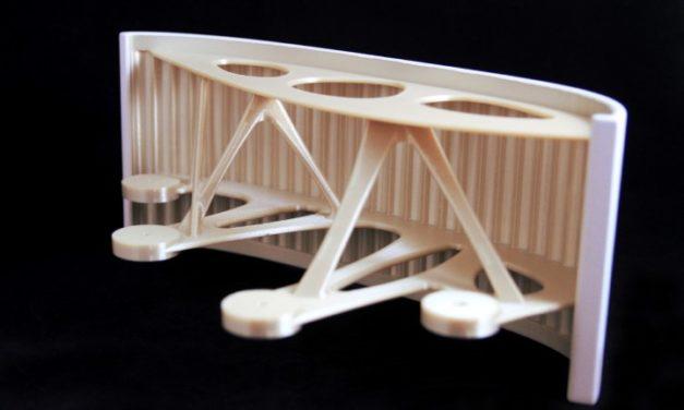Airbus 3D print zichtdelen voor passagiersvliegtuig