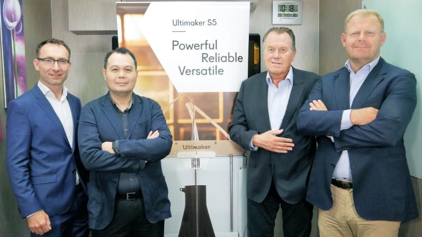 Ultimaker opent kantoor in Azië-Pacific