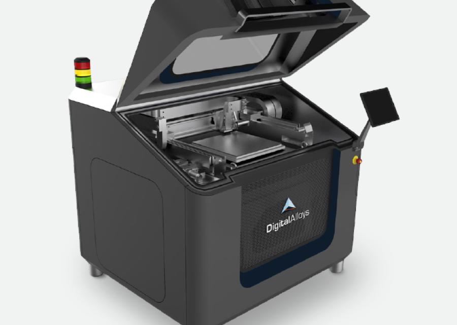 Wordt Digital Alloys printtechniek echt een alternatief voor de poederbed printtechnologie?