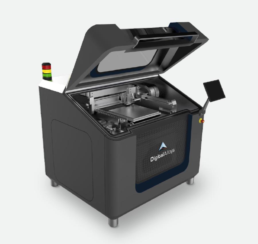 Photo of Wordt Digital Alloys printtechniek echt een alternatief voor de poederbed printtechnologie?