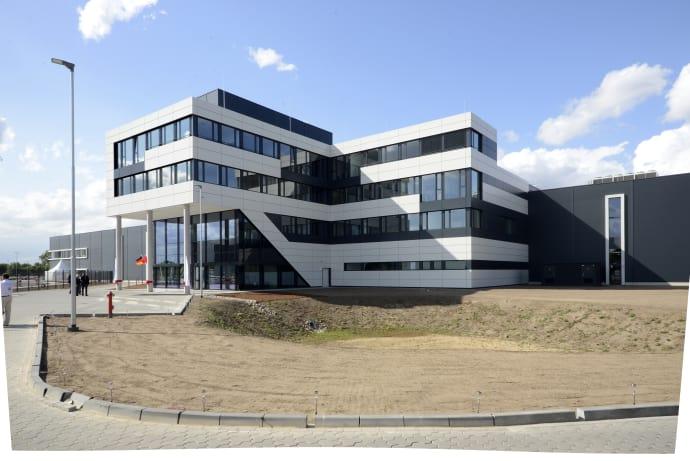 SLM Solutions opent nieuw hoofdkantoor