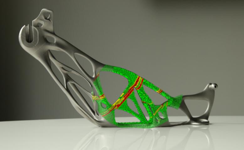 Simufact Additive voorspelt mogelijke problemen tijdens 3D metaalprinten
