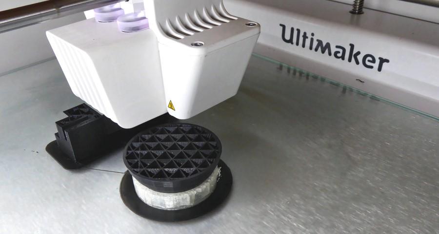 Photo of 3D print de Ultimaker S5 echt probleemloos?