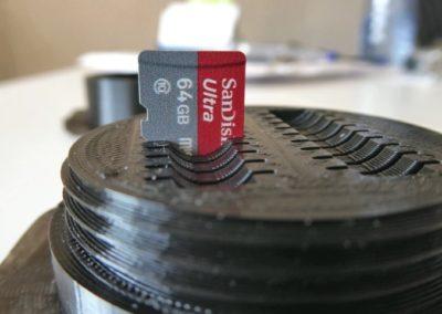 microSDcardhouder (Klein)