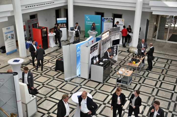 Photo of 3D Valley Conference: van AM-strategie tot technologie-ontwikkeling