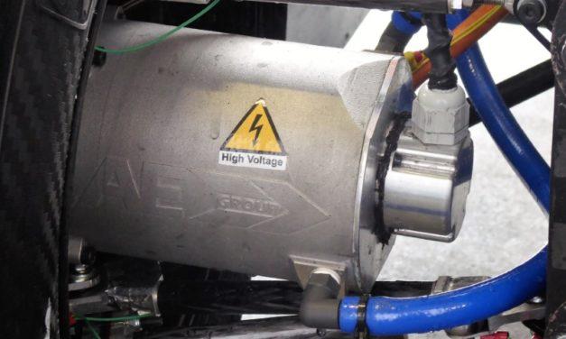 WOTS 2018 toont 3D geprinte behuizing elektromotor URE-team