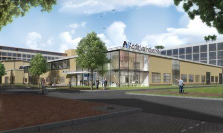 Additive Industries opent nieuwe huisvesting