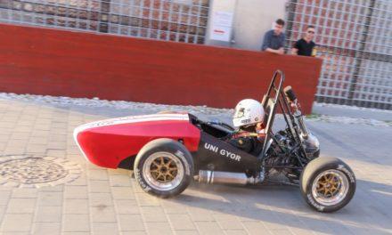 Hongaars studententeam en Audi 3D printen complete motor