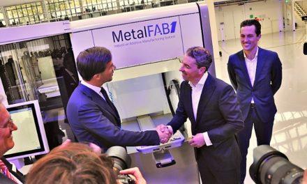 Additive Industries wil 50 tot 100% groeien per jaar